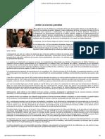 Criterios Del SII Para Presentar Acciones Penales