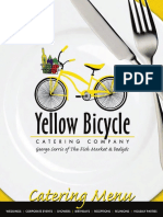 Yellow Bicycle Catering