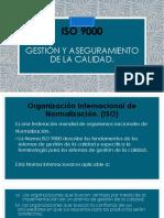 ISO 9000 Y 14 000