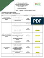 DOSIFICACIÓN Historia 1.docx