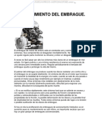 1 Material Mantenimiento Servicio Embrague Motos Motocicletas Revision Tensado Cable Revision Discos Componentes