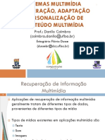 Sistemas Multimídia-Aula 23 - Recuperação de Info