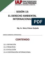Sesion 13 - El Derecho Internacional