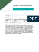 Asignación de Títulos y Llenado de Documentos Probatorios de Estudios