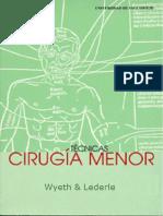 Tecnicas Cirugia Menor Wyeth