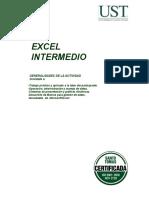 Manual MS Excel Intermedio