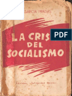 García Pradas, J - La crisis del socialismo.pdf