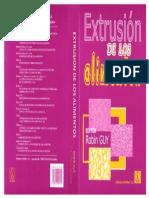 Tapa Libro Extrusion