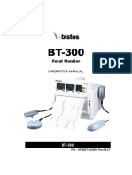 BT-300 OP Manual(OPM(BT-300)EN(Rev.06.01))