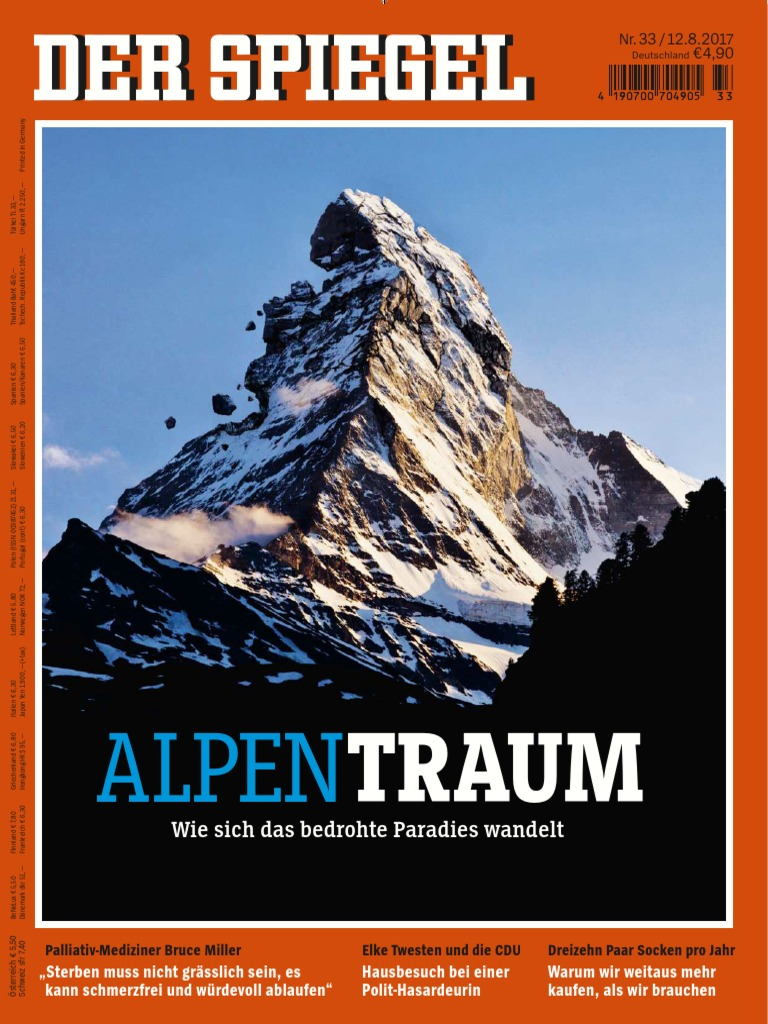 Der Spiegel Magazin No 33 Vom 12 August 2017_optimize