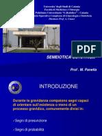 Semeiotica ostetrica