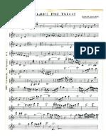 Abrazame Muy Fuerte Violin