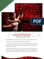 Voces Del Flamenco