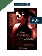 Kim Knox - Para Convocar Un Demonio