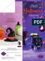 Scentsy Fall Winter Halloween Collection 2017