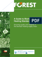 A Guide to Biomass Heating Standards-EU
