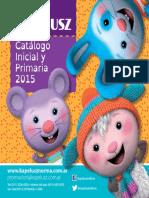 Catálogo Primaria - Kapelusz 2015