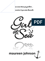 Girl at Sea-maureen Johnson