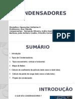 Condensadores - OPU II [2017.1]