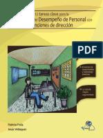 4. 12 Tareas Clave Para La Evaluación Del Desempeño de Personal Con Funciones de Dirección
