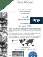 Granulation & Capsule Filling