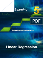 05-ML (Linear Regression)