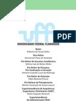 UFF - Catalogo de Cursos 2011