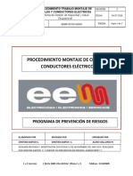 Pt-02 Montaje de Calbes y Conductores Eléctricos Sep 2016