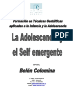 Adolescencia y Self Emergente