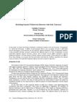 Modeling Deposit-Withdrawal Behavior With Risk Tolerance