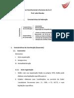 10315OEMaterialAula4Caracteristicas Da Federacao