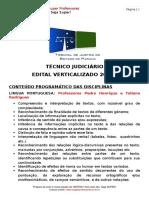 151 Tjpr 2017 Edital Verticalizado