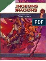 D&D 4E - Raças do Livro do Jogador - Draconato