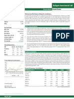 Avanti Feeds Religare Research Report