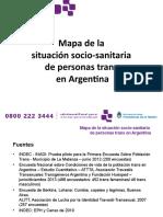 PPT Contexto Sociosanitario Personas Trans 2016