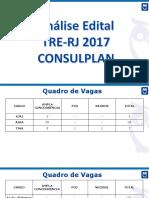 TRE-RJ-ANALISE DO EDITAL