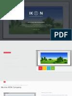 Ikon - Presentation Light Colored