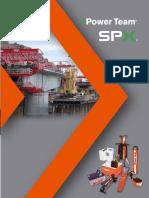 Spx Power Team Pt1403b