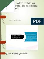 Formación Integral de Los Profesionales de Las Ciencias