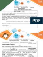 Guía de Actividades Paso 2 - Diseño Del Modelo de Negocios CANVAS