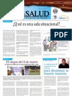 Boletín en Sololá Salas situacionales y comités de emergencias comunitarios para la prevención de la mortalidad materna