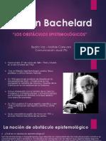 Gastón Bacherald Presentación