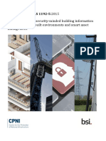 BIM Introduction to PAS1192 5