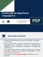 ALG-05-Estrutura de Decisao Em C