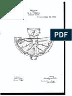 Loïe Fuller Patentes