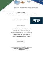 Fase 2 - Analizar Convenios Internacionales
