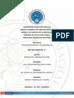 Manual de Intervencion en Crisis de Ronald Barrezueta