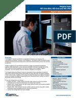 Comtech/EFData Heights Hub Data Sheet