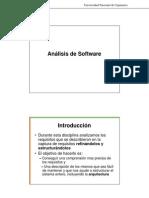 Analisis de Software I