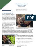 May 2017 Volunteer Newsletter